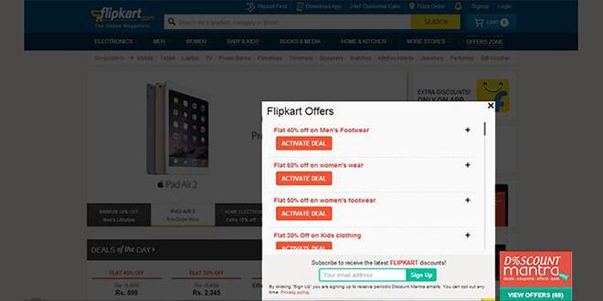 Flipkart-Offers