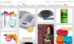 How do online shopping sites offer better discounts than retailers?